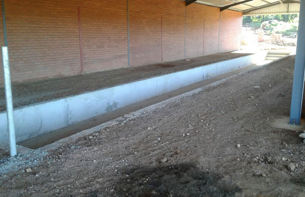 Dairy Construction